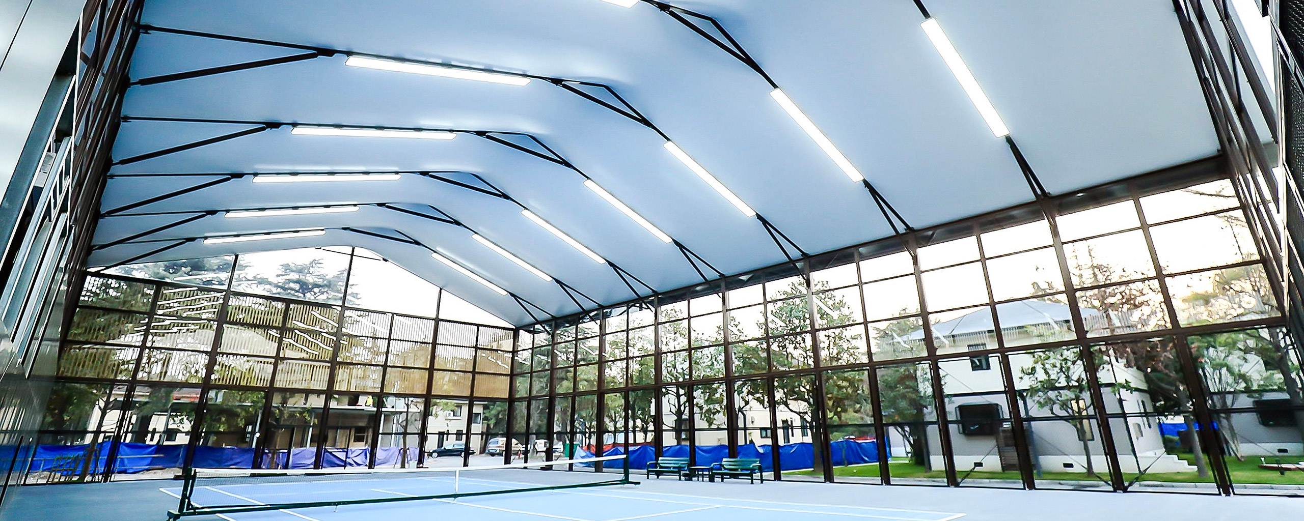 Indoor Tennis Centre - Hongqiao Town