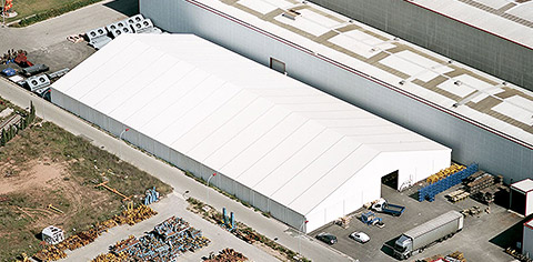 Röder Warehouses for Production