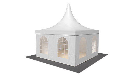 Röder C-Tents Pagoda Highlight