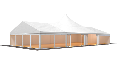 Röder H-Tents Holiday Uno Marquee
